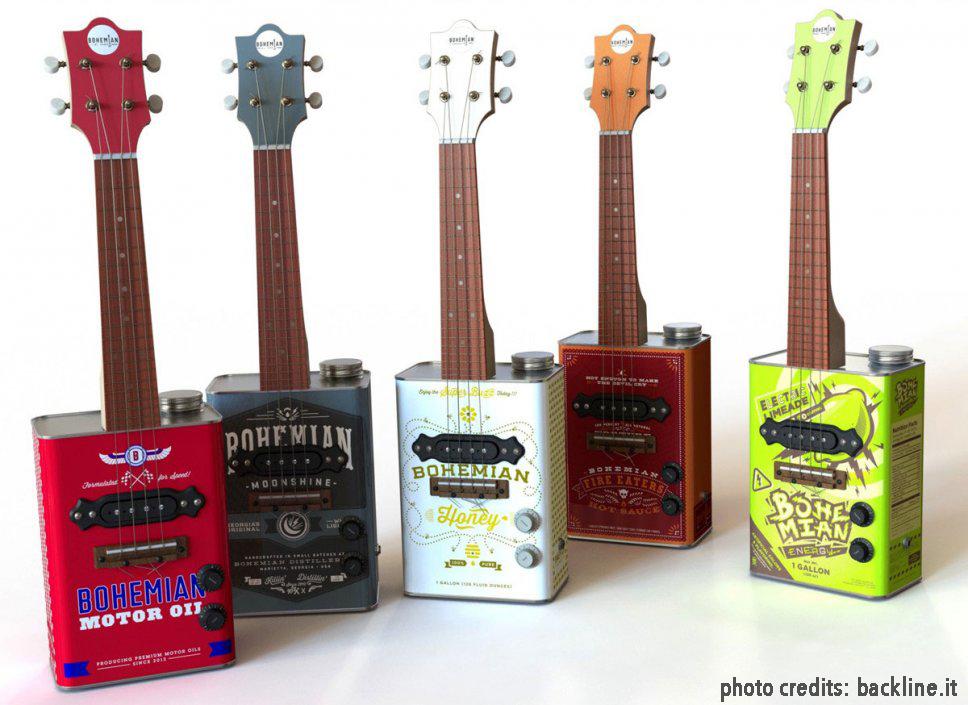Costruire strumenti musicali con materiali di riclo 2+credits