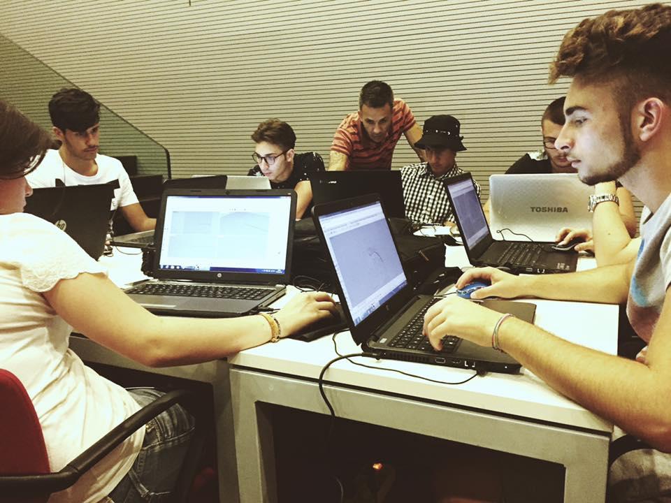 Laboratorio di scrittura multimediale