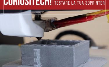 Stampa figure geometriche per testare la tua 3D printer.