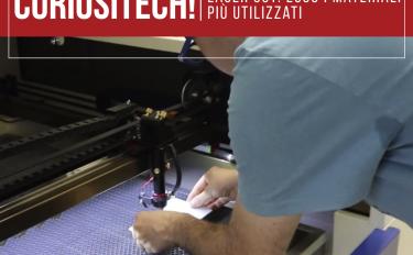 Lasercut: ecco i materiali più utilizzati