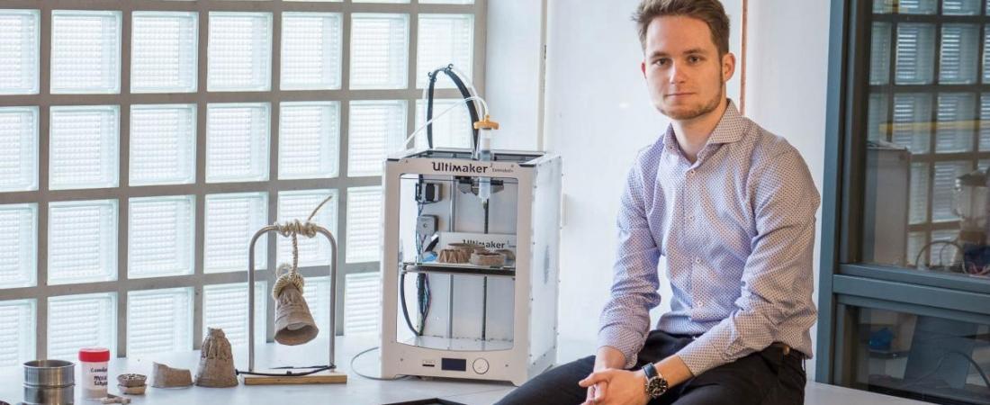 Stampare in 3D usando cozze riciclate come filamento: la ricerca di uno studente Olandese