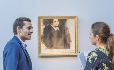 Opera d'arte generata da un'intelligenza artificiale e venduta per 430.000$