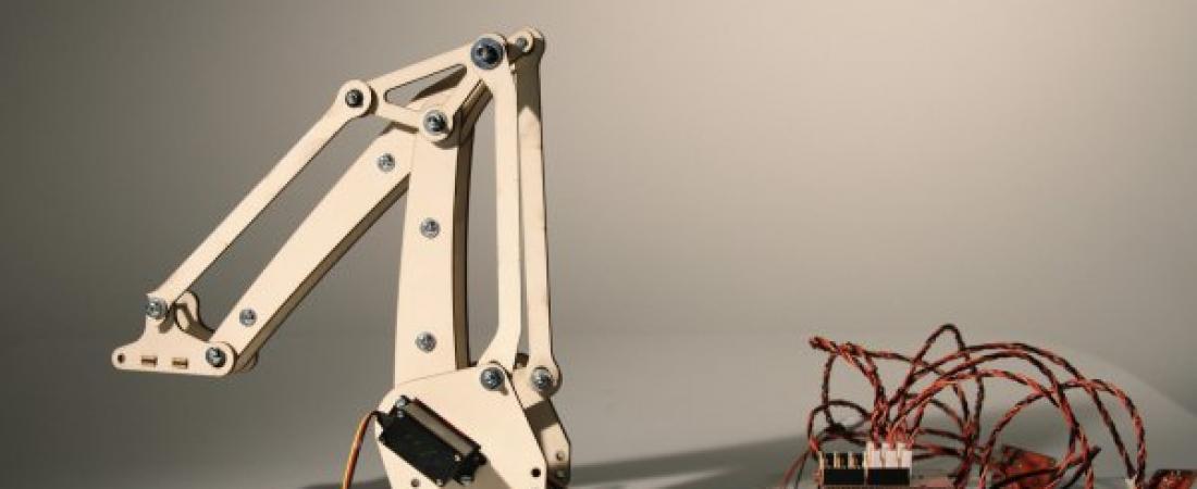 Tina la robottina: arriva il braccio meccatronico per supportare i disabili