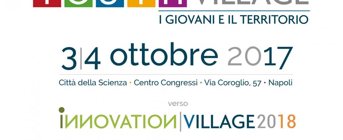 Il 3 e 4 ottobre c'è Youth Village – Conferenza regionale per le politiche giovanili e il territorio