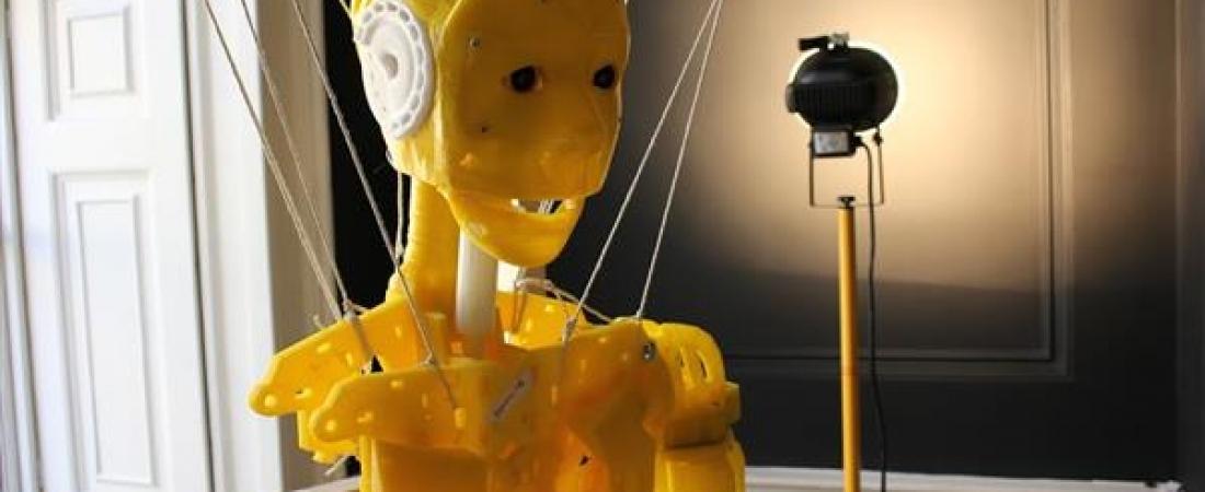 Arrivano i robot avatar stampati in 3D per aiutare i bambini ricoverati in ospedale.