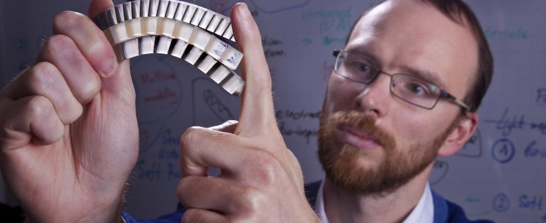 Dal MIT e dal Technion-Israel Institute of Technology, una nuova armatura ispirata alle squame di pesce