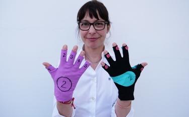 È arrivata Fi.Co.: la coppia di guanti per discalculici
