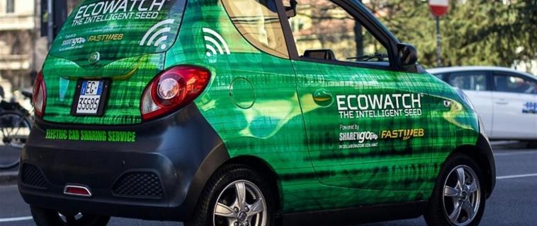 Da Milano auto eco-friendly sempre più intelligenti