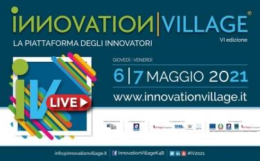 Al via domani la sesta edizione di Innovation Village. Medaarch c'è.