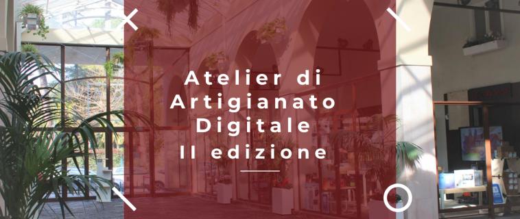 Il Centro per l'Artigianato Digitale lancia la nuova call del programma di innovazione digitale per artigiani startup, pmi e designer. In palio borse di studio a copertura totale.
