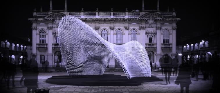 Trabeculae Pavilion: quando la stampa 3d incontra la ricerca biomimetica