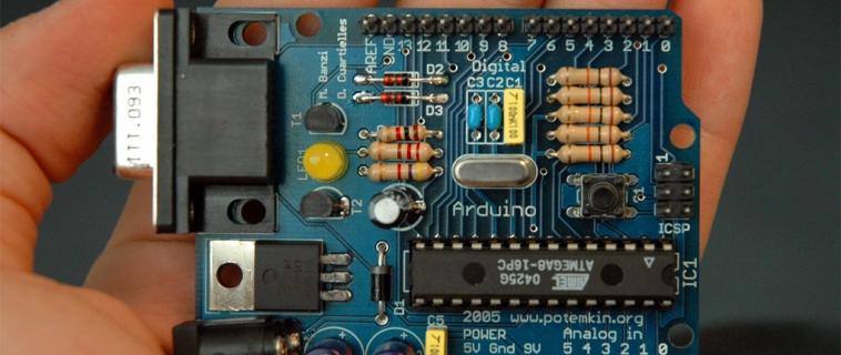 ArduinoTour sbarca al Mediterranean fab lab!