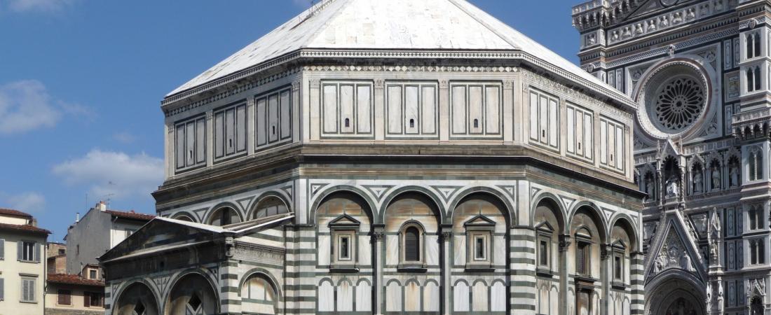 Riprodotte due statue del Battistero di Firenze grazie alla stampa 3D