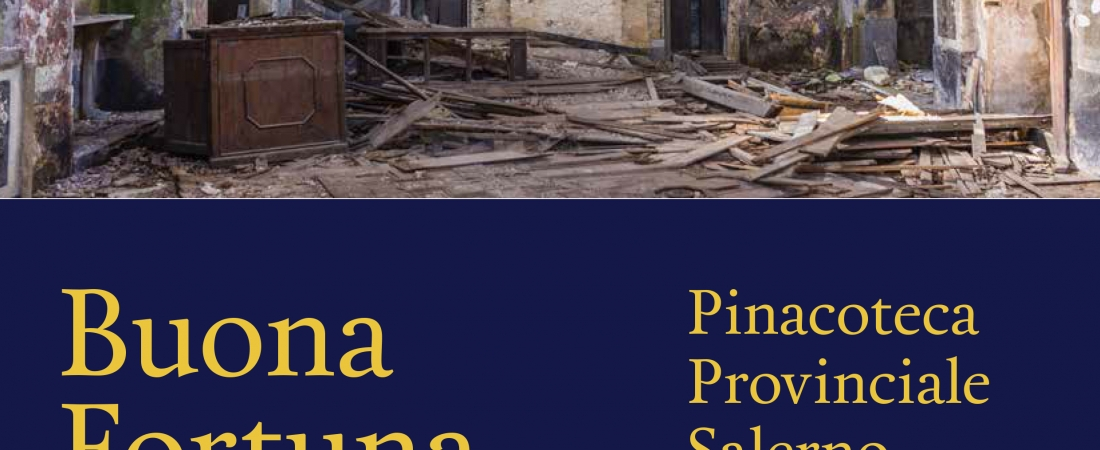 Buona Fortuna, domani a Salerno si inaugura la mostra che celebra il luogo nello splendore della sua decadenza