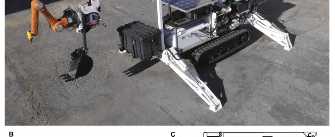 Il nuovo robot di Neri Oxman che stampa in 3D un edificio in meno di 14 ore