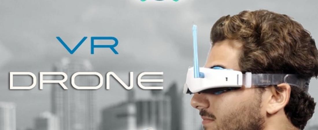 Arriva FLYBi Drone, il primo drone che ti porta in volo!