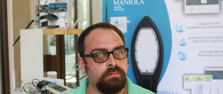Maniola Smart Sensing: sensoristica e fabbricazione digitale al CAD