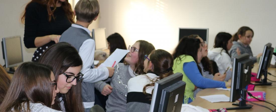 Il 23 marzo c'è il laboratorio di CODING & CREATIVITÀ, per ragazzi dagli 8 ai 13 anni!