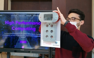 Notouchmak, al CAD la pulsantiera touch made by Ingeimaks e Inlab