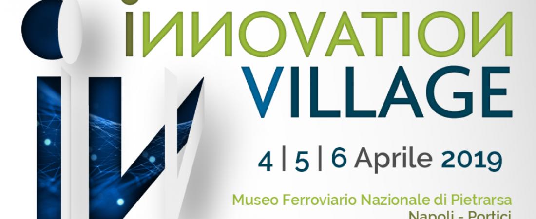Innovation Village 2019: le proposte di innovazione di Medaarch e del Centro per l'Artigianato Digitale