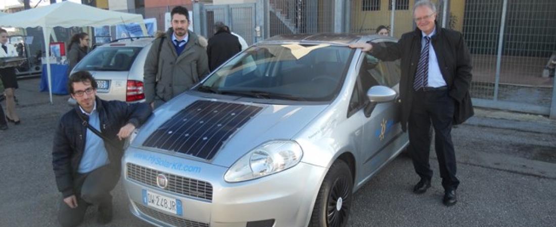 Hy Solar Kit, il progetto nato nell'Università di Salerno va verso il crowdfunding