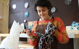 GlassHopper: al CAD, la lavorazione del vetro di Marianna Capuano incontra la progettazione computazionale