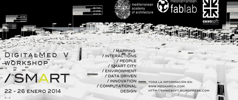 digitalMed Visiting School vola a Siviglia! Dal 22 al 26 gennaio 2014