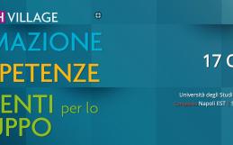 Torna Youth Village, mercoledì 17 ottobre al Complesso Napoli Est dell'Università Federico II