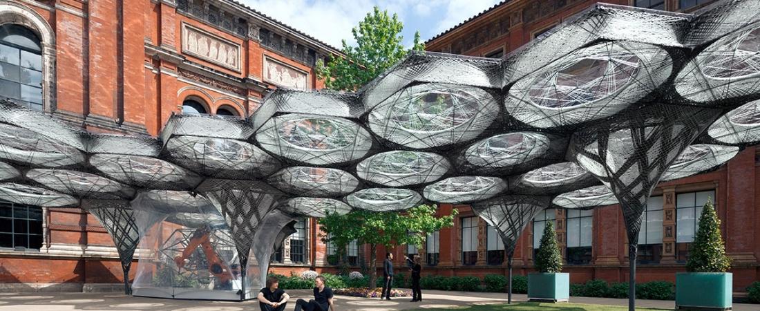 Le più belle installazioni del London Design Festival 2016