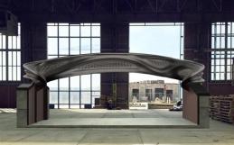 """Amsterdam: sensori sul ponte in acciaio stampato in 3D per il monitoraggio della sua """"salute"""""""
