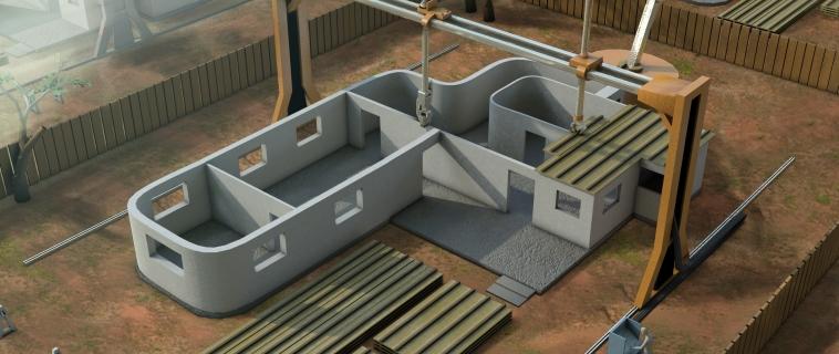 Come la stampa 3D sta rimodellando l'architettura