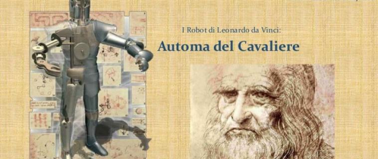 L'automa del Cavaliere di Leonardo da Vinci: ecco il precursore della robotica moderna
