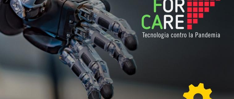 TechforCare: il nostro contributo alla piattaforma open source per l'emergenza sanitaria