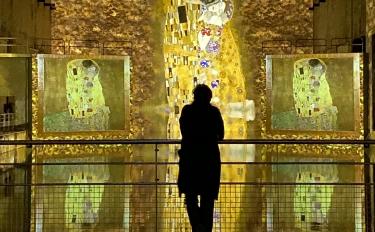 Les Bassins de Lumières: il primo museo di arte digitale più grande al mondo