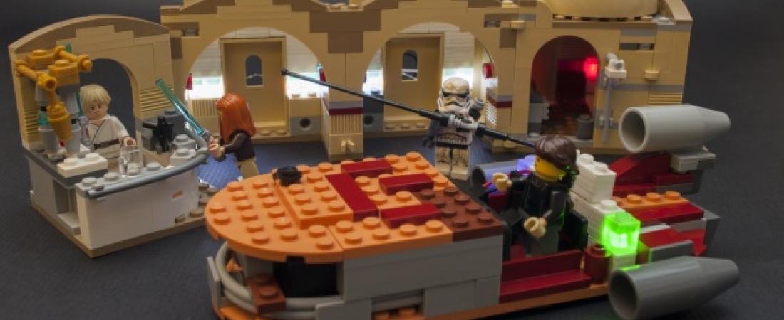 Lunchbox Electronics lancia i mattoncini luminosi per creazioni compatibili LEGO