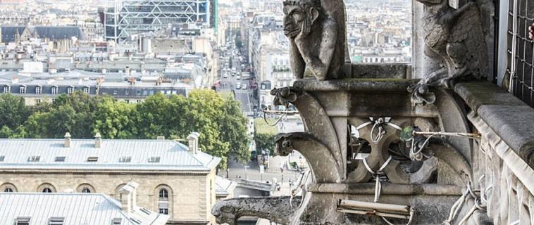Concr3de utilizza la stampa 3D per ricostruire Notre-Dame