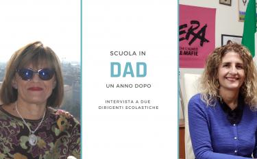 Scuola in DAD, un anno dopo: intervista a due dirigenti scolastici