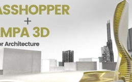 Design for Architecture: 2 weekend su Grasshopper e stampa 3D