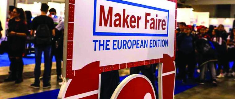 Medaarch alla Maker Faire Rome 2020