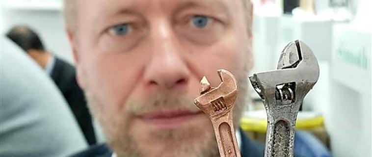 Arriva la stampante 3D in metallo da 10mila euro