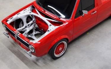 Stampa 3D per auto classiche: il progetto 3i- PRINT