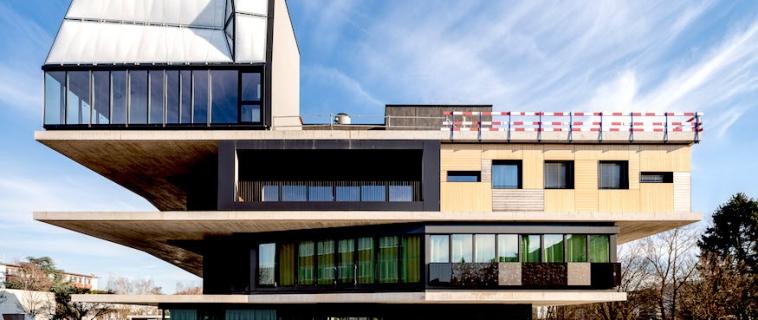 DFAB HOUSE: la prima casa costruita integralmente con le nuove tecnologie digitali