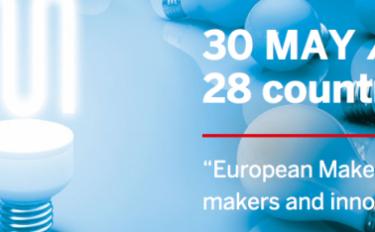 La Medaarch e il Mediterranean FabLab a Bruxelles per l'opening della European Maker Week