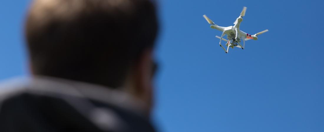 Costruisci il tuo Quadcopter con una stampante 3D.