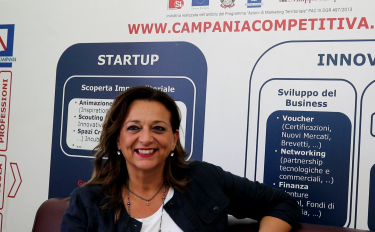 Campania Start-up 2020: intervista all'assessore Valeria Fascione