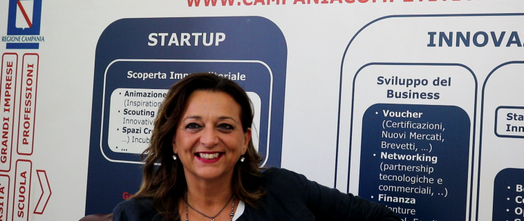Campania Start-up 2020: intervista all'assessore Valeria Fascione
