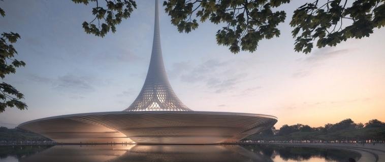 Da Foster + Partners il progetto di una nuova città sostenibile in India