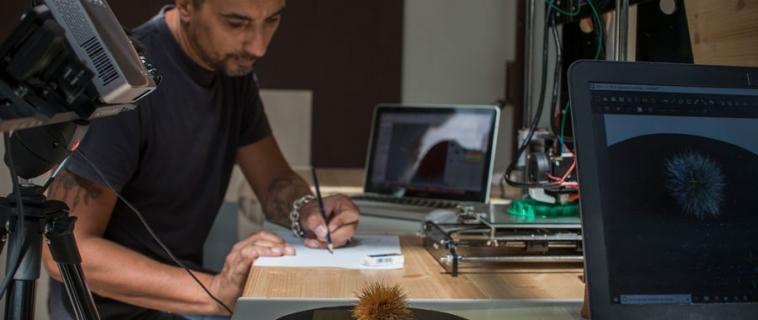 Design, artigianato e nuove tecnologie: la storia di Guido Itri