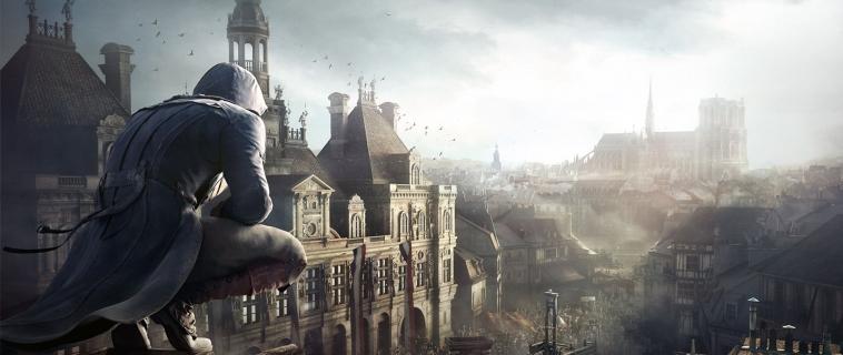 """Notre Dame. I modelli 3D di """"Assassin's Creed Unity"""" utili per la digitalizzazione e la ricostruzione"""