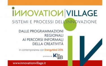 Ad Innovation Village, le proposte di innovazione della Medaarch e del Mediterranean Fablab